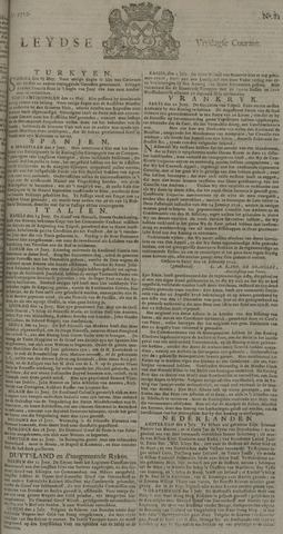 Leydse Courant 1729-07-08
