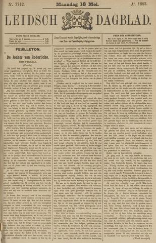 Leidsch Dagblad 1885-05-18