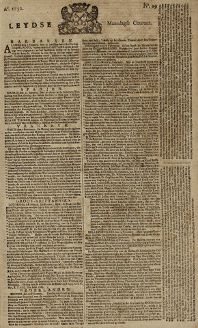 Leydse Courant 1752-02-14