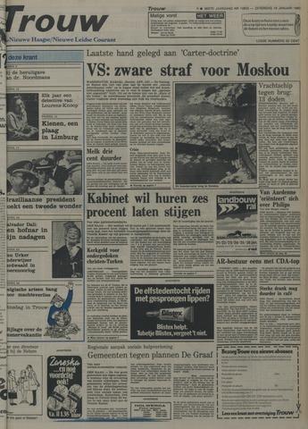 Nieuwe Leidsche Courant 1980-01-19