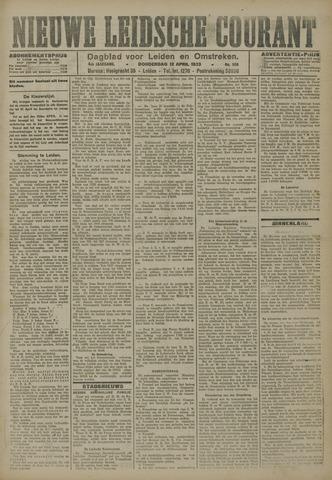 Nieuwe Leidsche Courant 1923-04-12