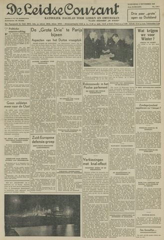 Leidse Courant 1949-11-09