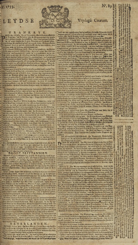Leydse Courant 1755-07-25