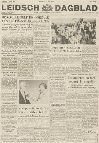 Leidsch Dagblad 1961-06-27