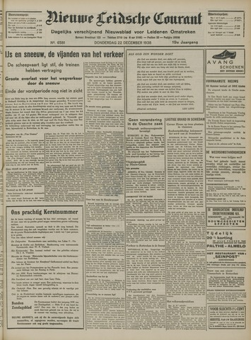 Nieuwe Leidsche Courant 1938-12-22