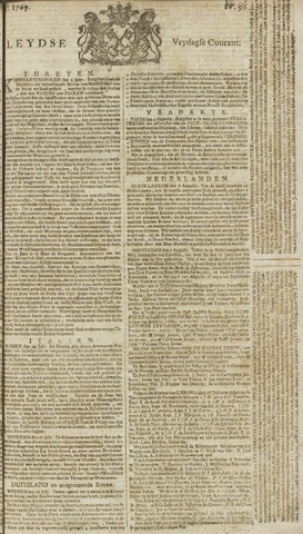 Leydse Courant 1769-08-11