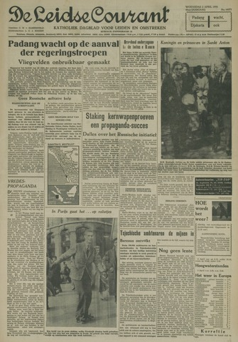 Leidse Courant 1958-04-02