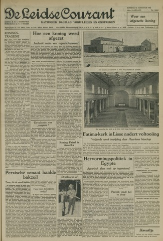 Leidse Courant 1952-08-12