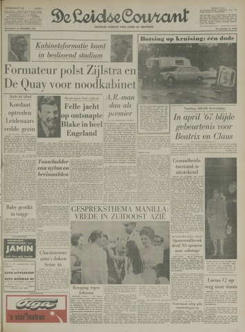 Leidse Courant 1966-10-24