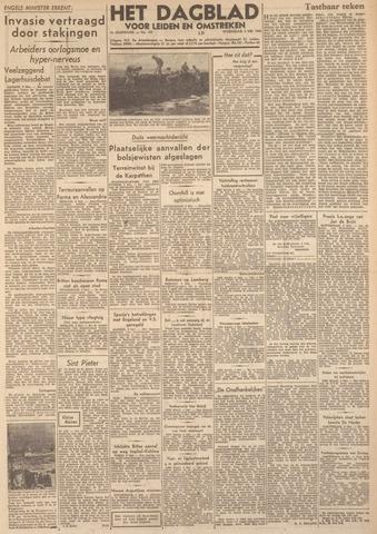 Dagblad voor Leiden en Omstreken 1944-05-03