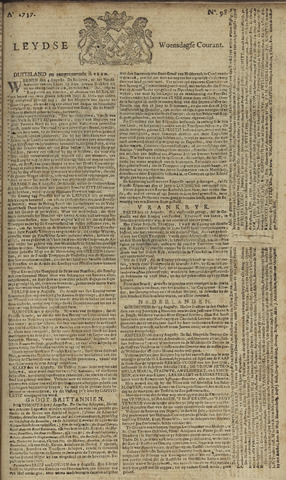 Leydse Courant 1757-08-17