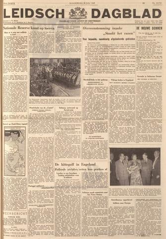 Leidsch Dagblad 1949-07-28