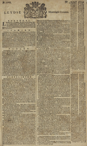 Leydse Courant 1766-01-06