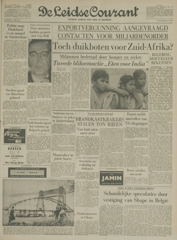 Leidse Courant 1967-05-06