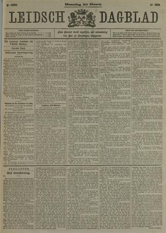 Leidsch Dagblad 1909-03-29