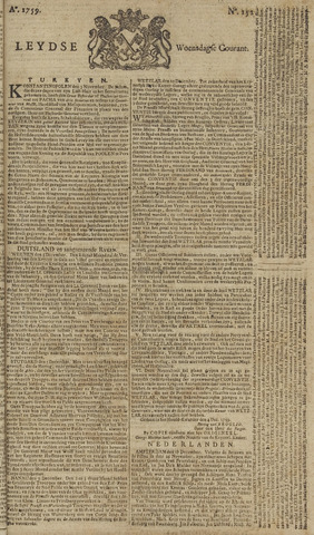 Leydse Courant 1759-12-19