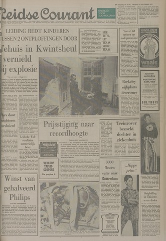 Leidse Courant 1971-11-12