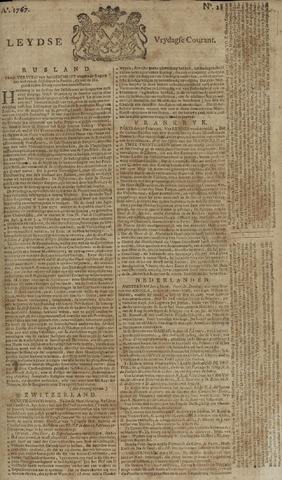 Leydse Courant 1767-03-06