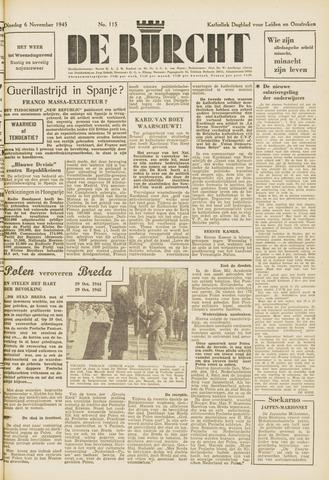 De Burcht 1945-11-06