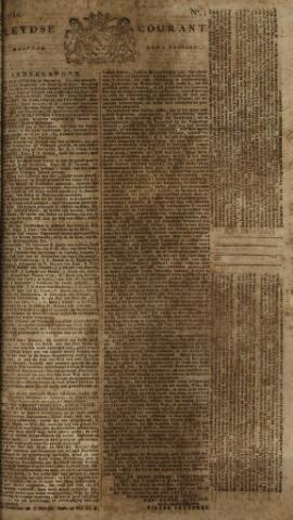 Leydse Courant 1786