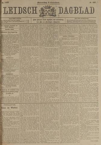 Leidsch Dagblad 1907-10-05
