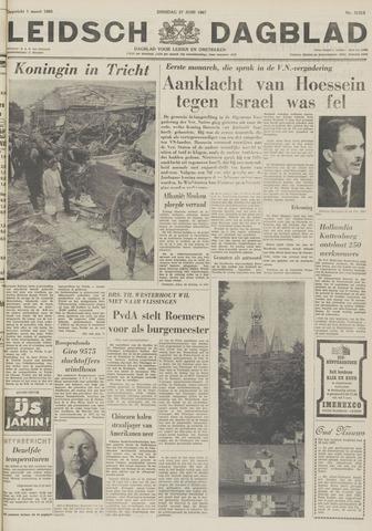 Leidsch Dagblad 1967-06-27
