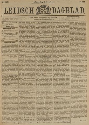 Leidsch Dagblad 1902-10-04
