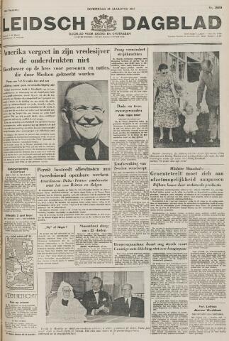 Leidsch Dagblad 1955-08-25