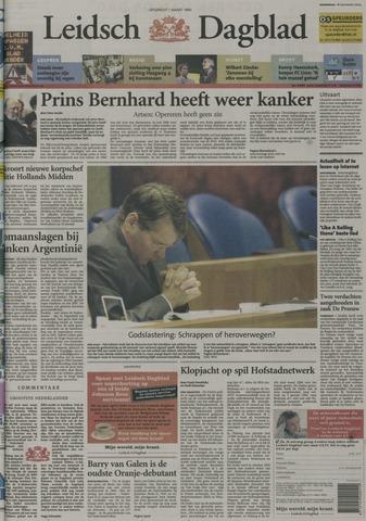 Leidsch Dagblad 2004-11-18