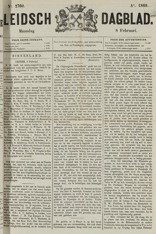 Leidsch Dagblad 1869-02-08