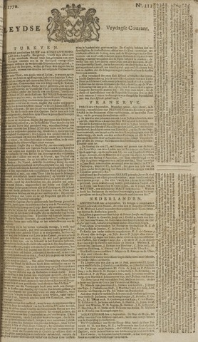 Leydse Courant 1770-09-14