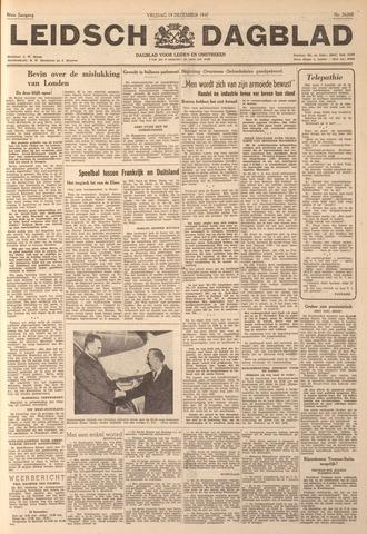 Leidsch Dagblad 1947-12-19