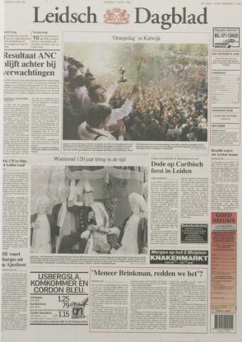 Leidsch Dagblad 1994-05-02