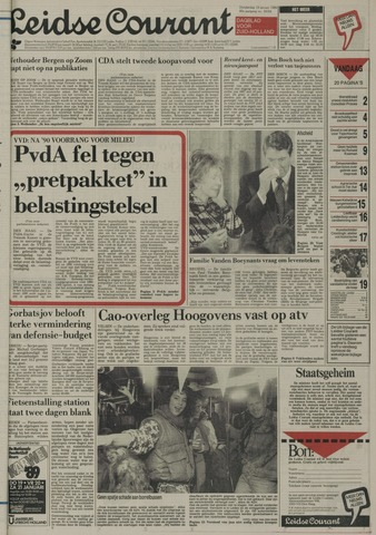 Leidse Courant 1989-01-19