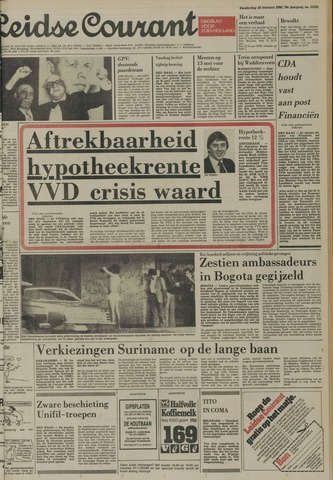 Leidse Courant 1980-02-28