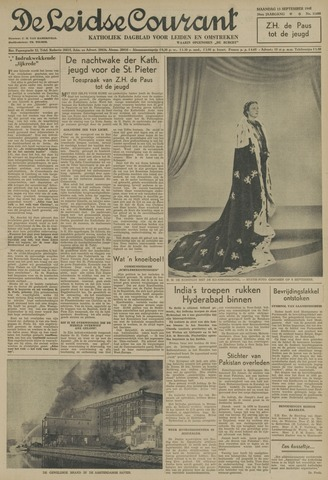 Leidse Courant 1948-09-13