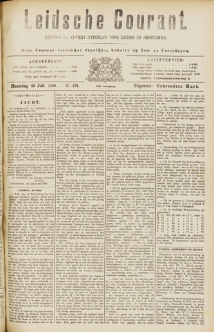 Leydse Courant 1889-07-29