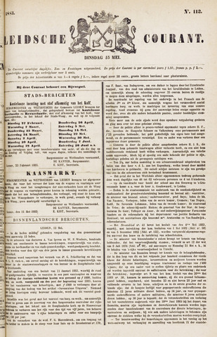 Leydse Courant 1883-05-15
