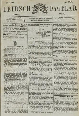 Leidsch Dagblad 1875-06-12