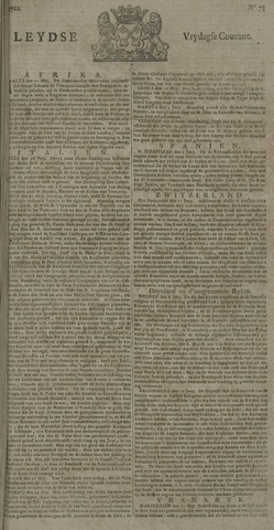 Leydse Courant 1722-06-19