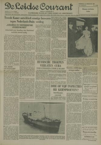 Leidse Courant 1963-02-20