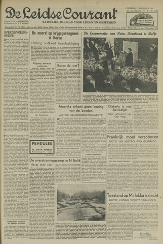 Leidse Courant 1951-11-17