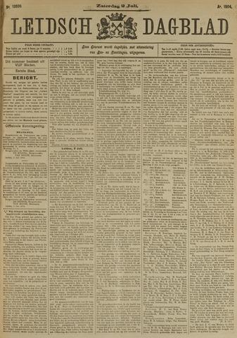 Leidsch Dagblad 1904-07-02