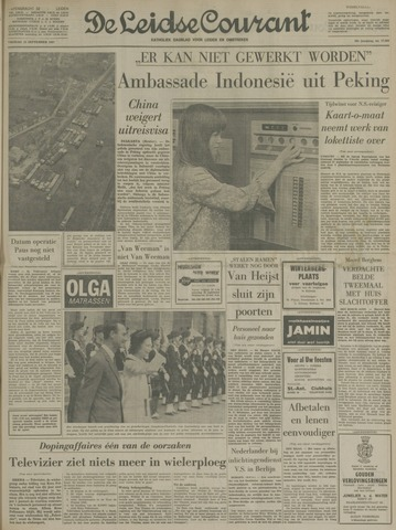 Leidse Courant 1967-09-15