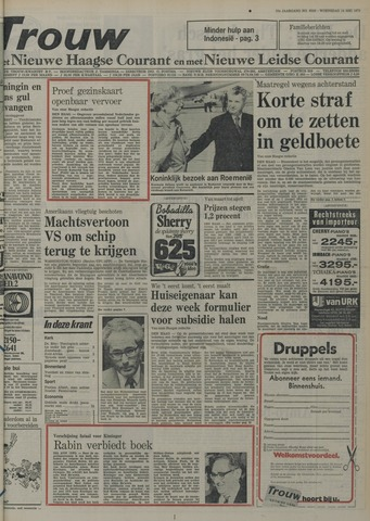 Nieuwe Leidsche Courant 1975-05-14