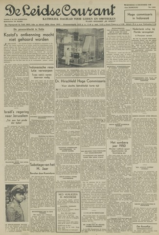 Leidse Courant 1949-12-14