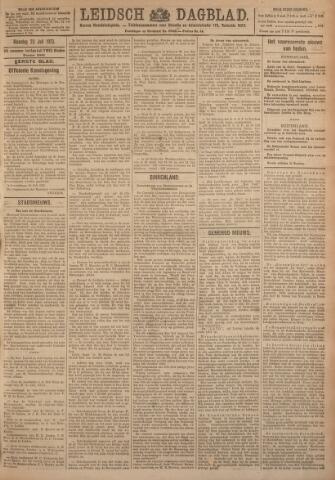 Leidsch Dagblad 1923-07-23