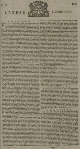 Leydse Courant 1727-05-19