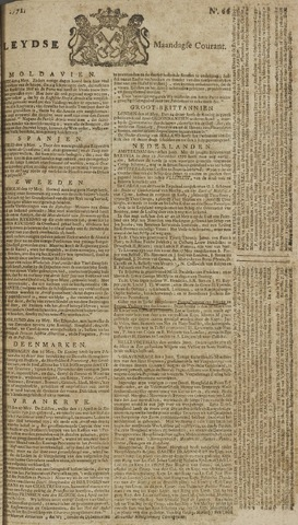 Leydse Courant 1771-06-03