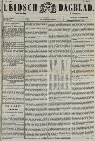 Leidsch Dagblad 1873-01-09